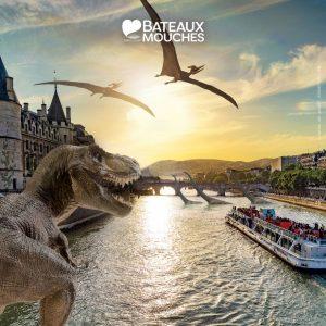 tristan barbier dinosaures bateaux-mouches