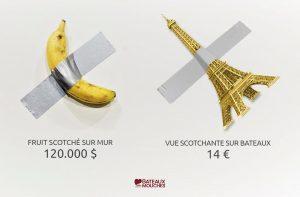 tristan barbier banane bateaux-mouches