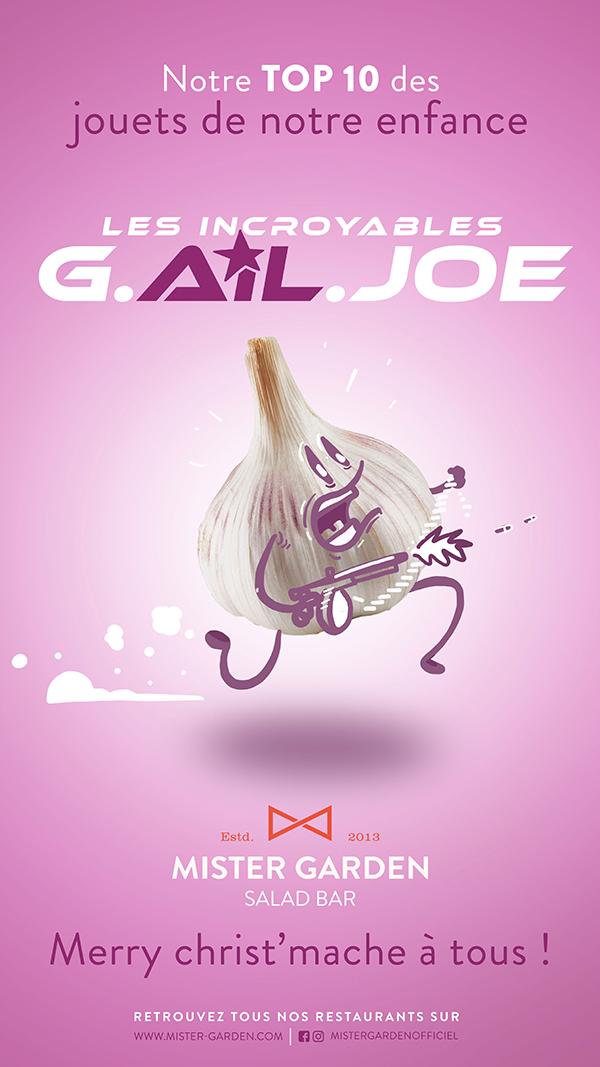 G ail Joe